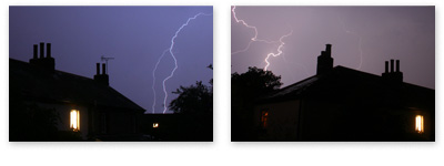 lightning storm in the meon valley