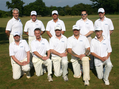 Daltons Charity Cricket Match