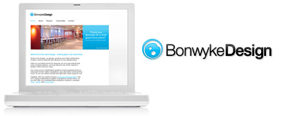 bonwyke design website