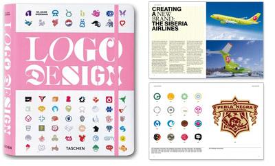 taschen logo design book