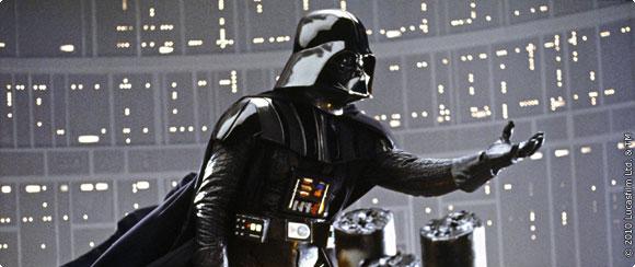 Darth Vader TomTom GPS Voice - Agent8 Design - Petersfield